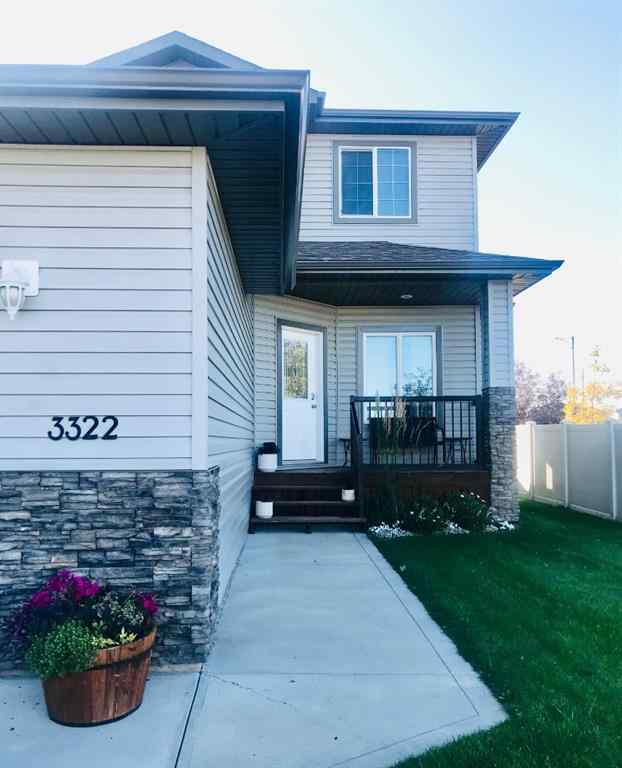 MLS® # A1035501 - 3322 51 Street Close  in Creekview Camrose, Residential Open Houses