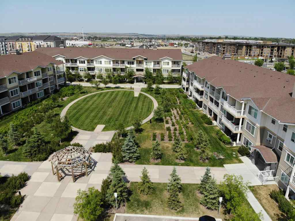 MLS® # A1035883 - Unit #2101 4 KINGSLAND  Close SE in Kings Heights Airdrie, Residential Open Houses