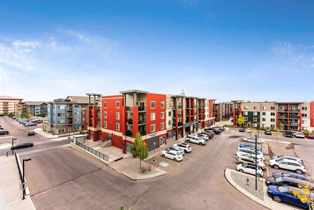 MLS® # A1036070 - Unit #6404 403 MacKenzie Way SW in Downtown Airdrie, Residential Open Houses