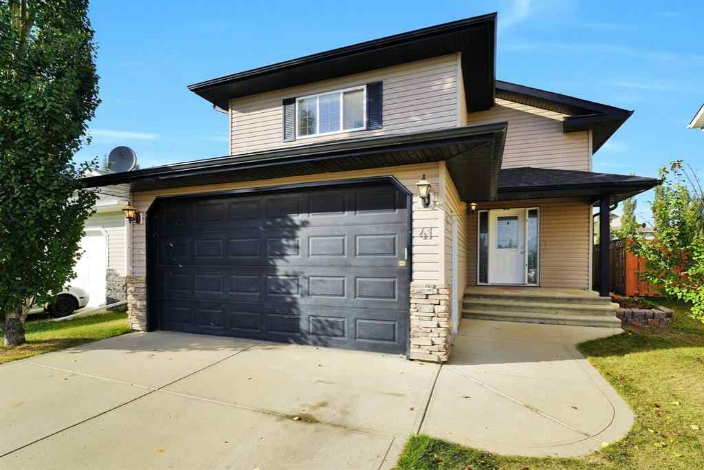 MLS® # A1036169 - 41 Pine Crescent  in Panorama Estates Blackfalds, Residential Open Houses
