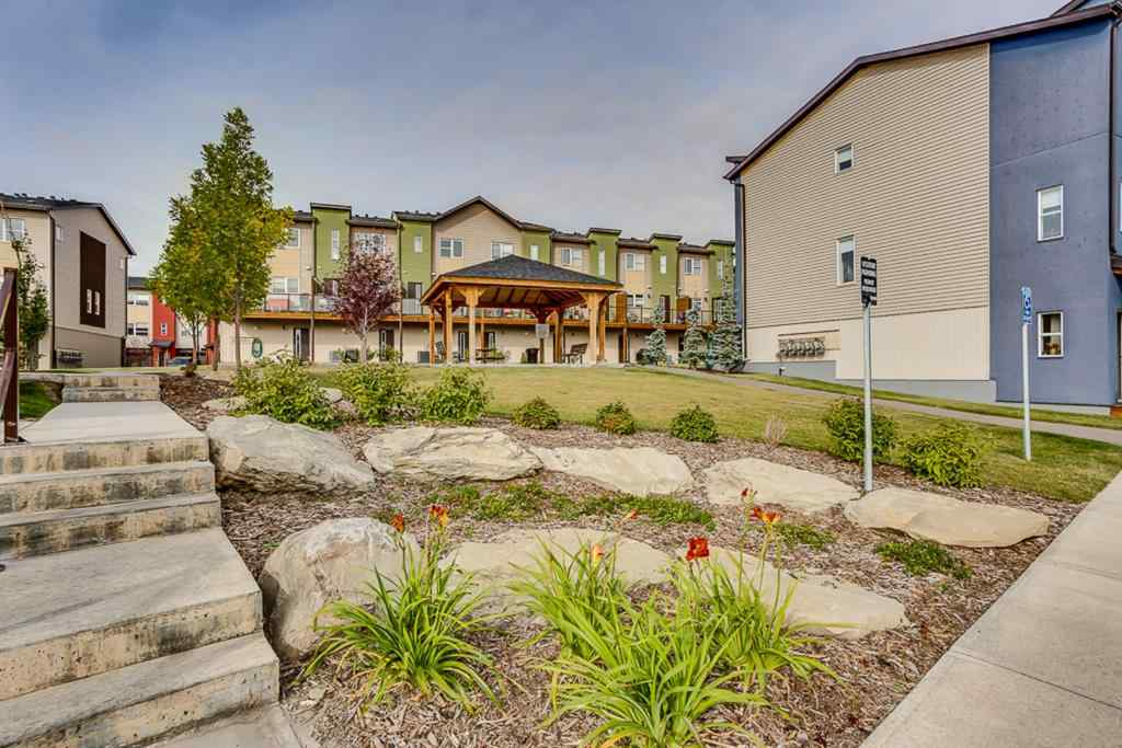 MLS® #A1036330 - Unit #1322 2461 BAYSPRINGS Link SW in Baysprings Airdrie, Residential Open Houses
