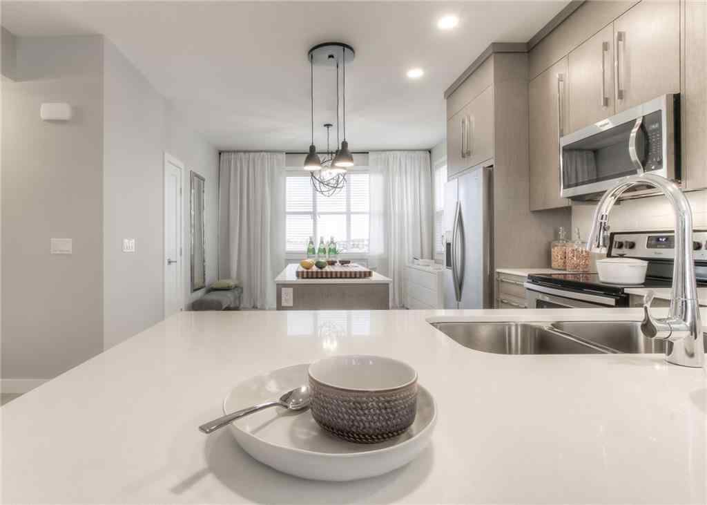 MLS® # A1036465 - Unit #318 72 Cornerstone Manor NE in Cornerstone. Calgary, Residential Open Houses