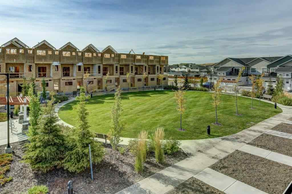 MLS® # A1036627 - Unit #809 115 Sagewood Drive  in Canals Airdrie, Residential Open Houses