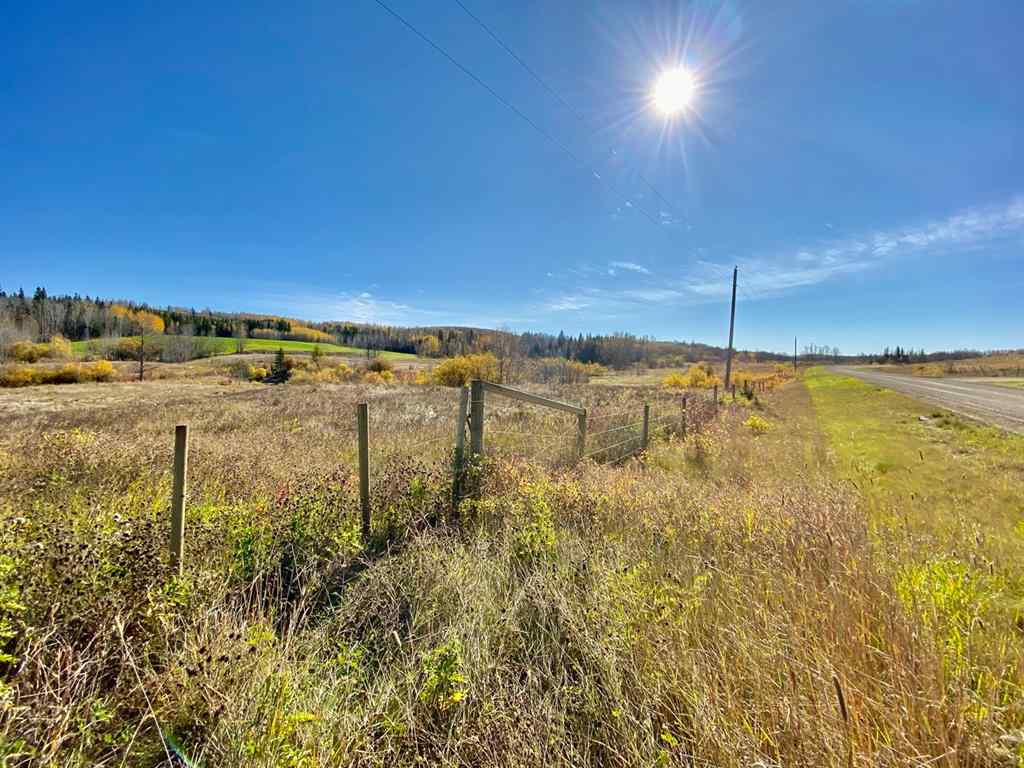 MLS® # A1036669 - Lot 1 Rge Rd 222A   in NONE Athabasca, Land Open Houses