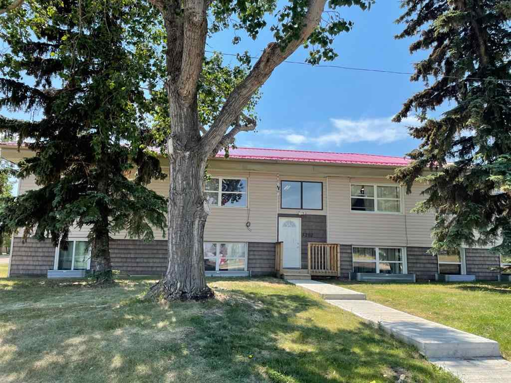 MLS® #A1037047 - 5202 51 Avenue  in NONE Castor, Multi-Family Open Houses