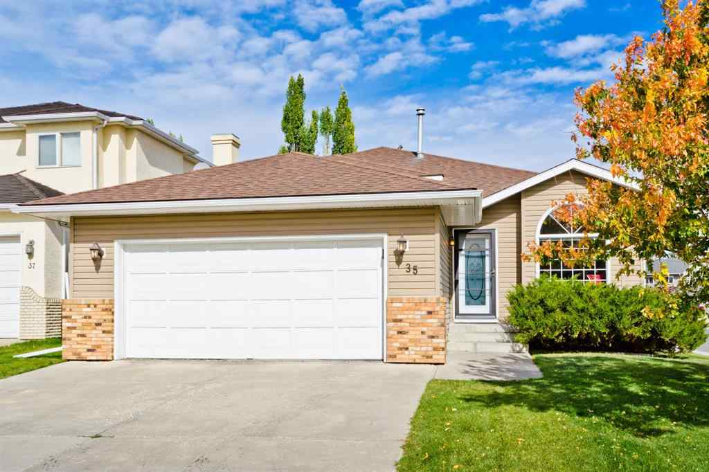 MLS® #A1037199 - 35 EVERGLADE Bay SE in Edgewater Airdrie, Residential Open Houses