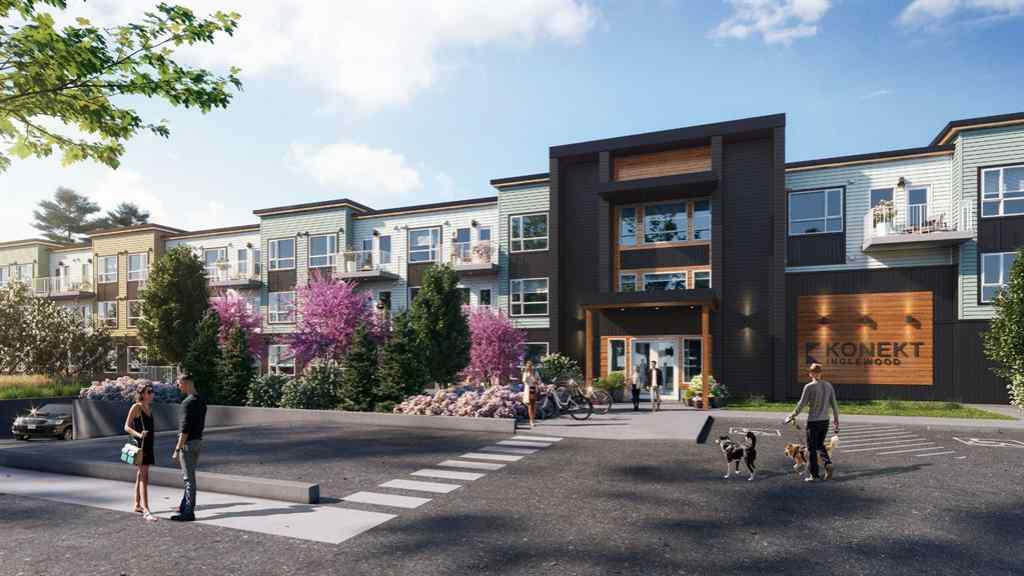 MLS® #A1037536 - Unit #204 1605 17 Street SE in Inglewood Calgary, Residential Open Houses