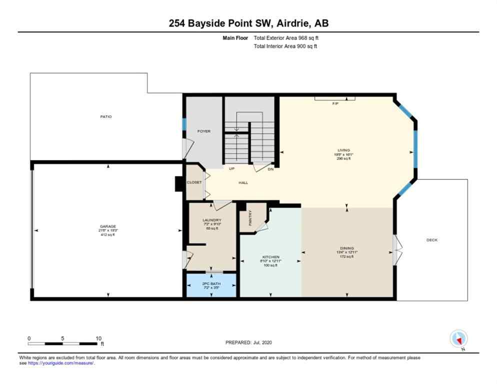 MLS® #A1037560 - 254 BAYSIDE  Point SW in Bayside Airdrie, Residential Open Houses