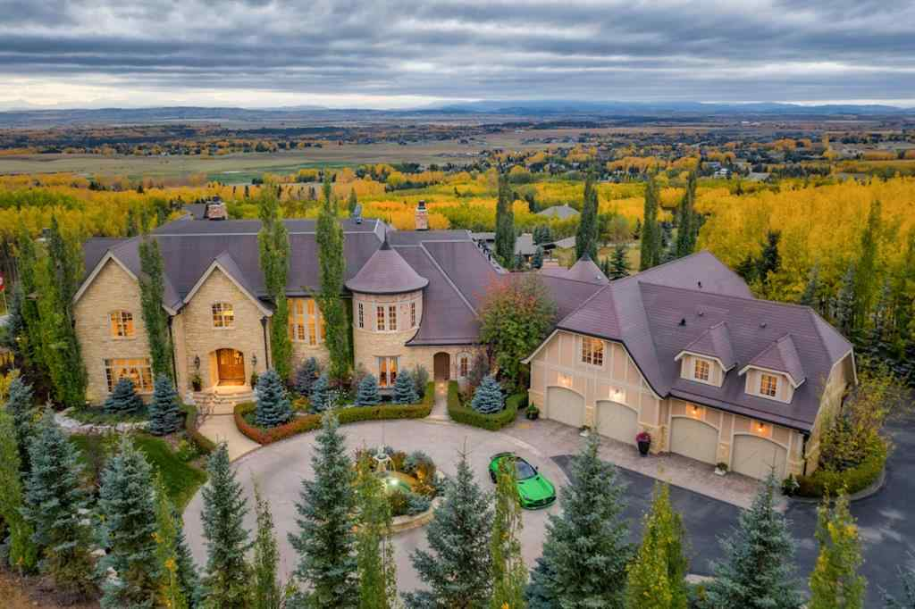MLS® # A1037570 - 25130 ESCARPMENT RIDGE View  in NONE Rural Rocky View County, Residential Open Houses