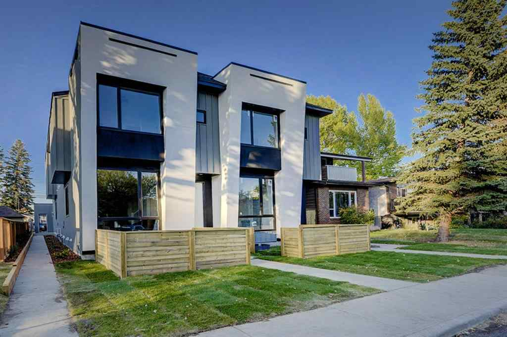 MLS® # A1038095 - Unit #2 1418 19 Avenue NW in Capitol Hill Calgary, Residential Open Houses