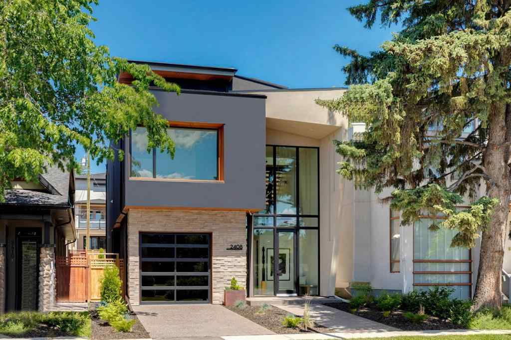 MLS® #A1038531 - 2408 7 Avenue NW in West Hillhurst Calgary, Residential Open Houses