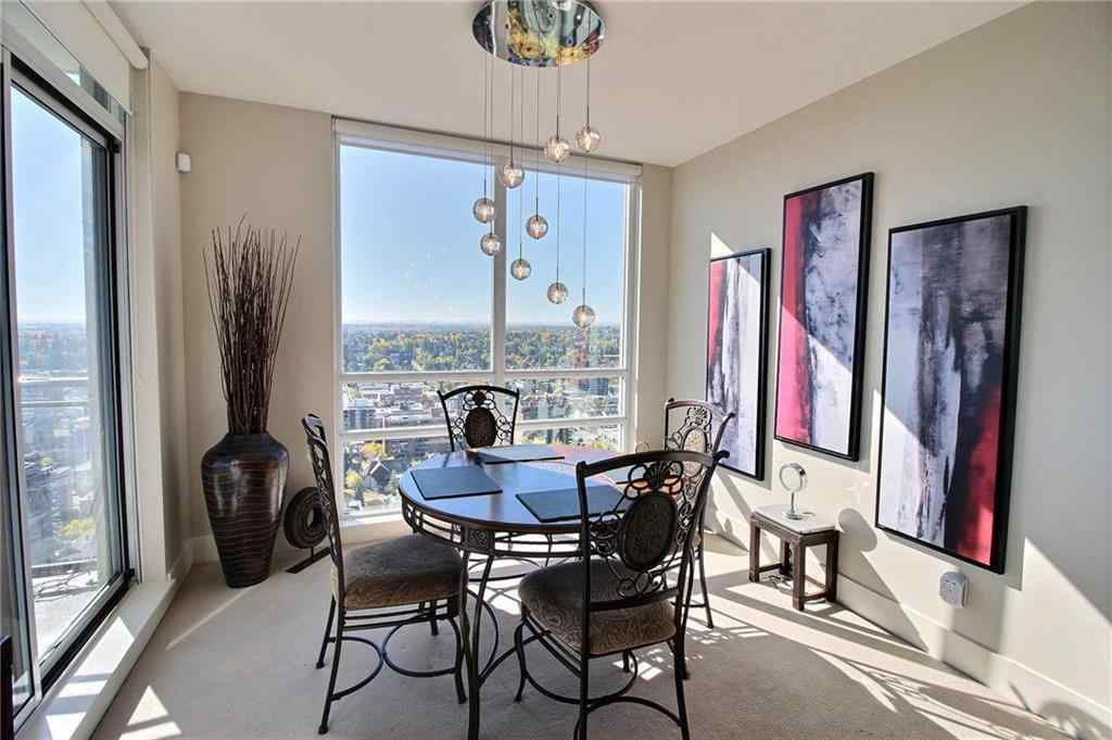 MLS® # A1038574 - Unit #2706 1111 10 Street SW in Beltline Calgary, Residential Open Houses
