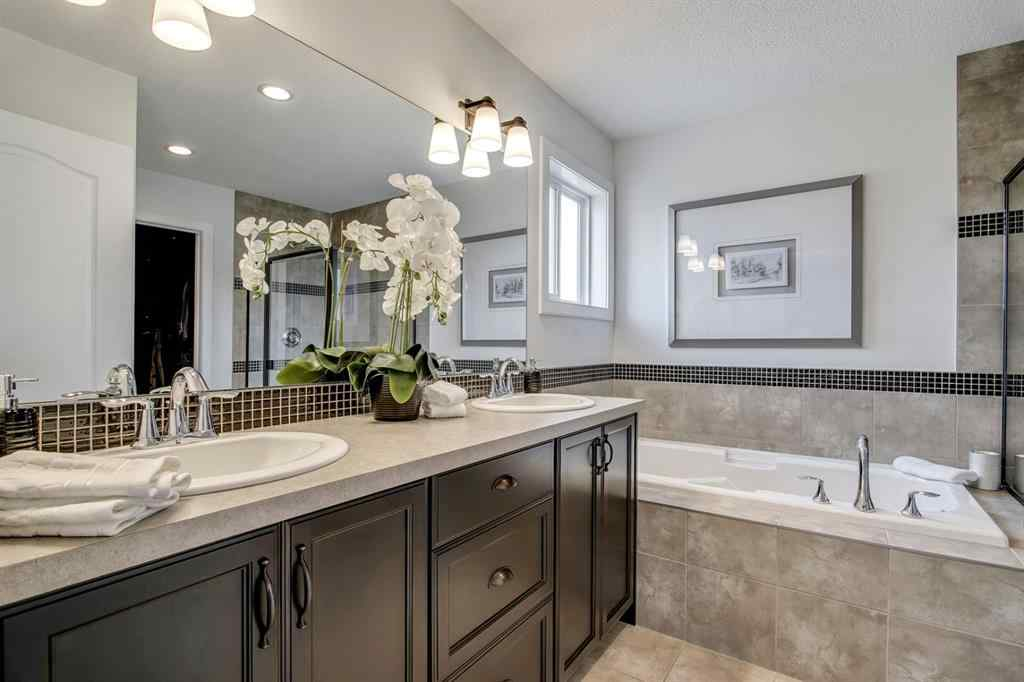 MLS® # A1038877 - 24 CRANARCH Bay SE in Cranston Calgary, Residential Open Houses