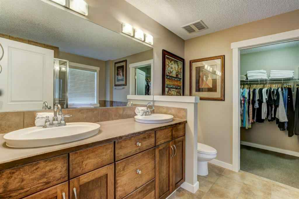 MLS® #A1038940 - 672 Coopers  Drive SW in Coopers Crossing Airdrie, Residential Open Houses