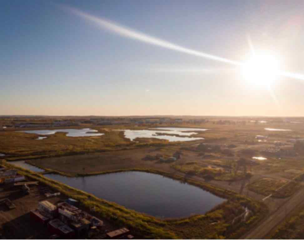 MLS® #A1039080 - 15009 Deerfoot Rd SE 6-50-1-W4th   in NONE Blackfoot, Land Open Houses
