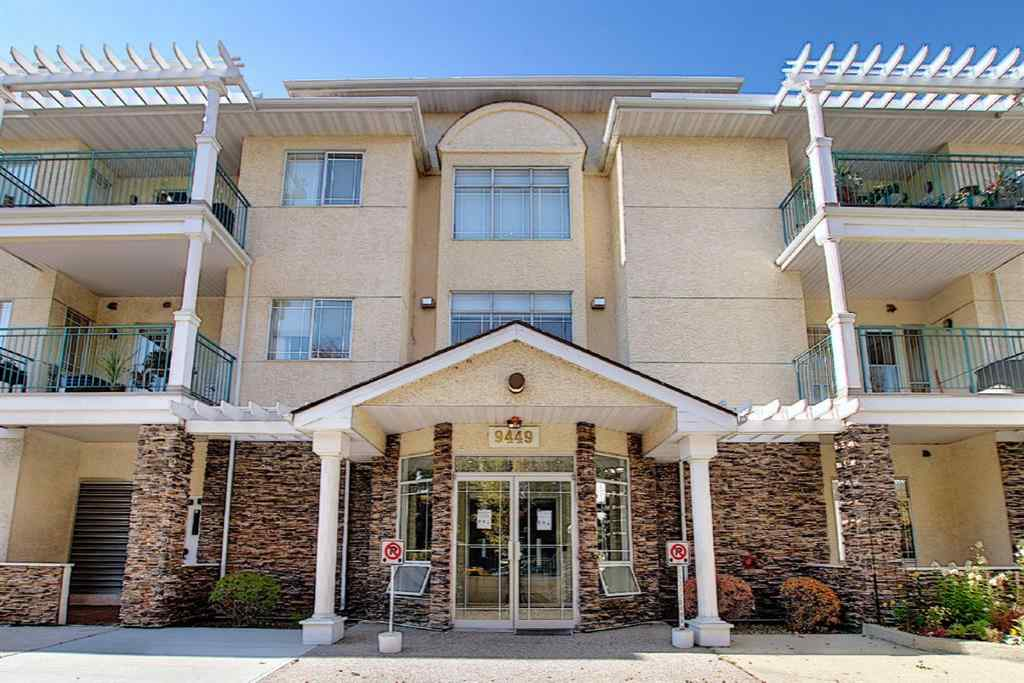 MLS® # A1039203 - Unit #107 9449 19 Street SW in Palliser Calgary, Residential Open Houses