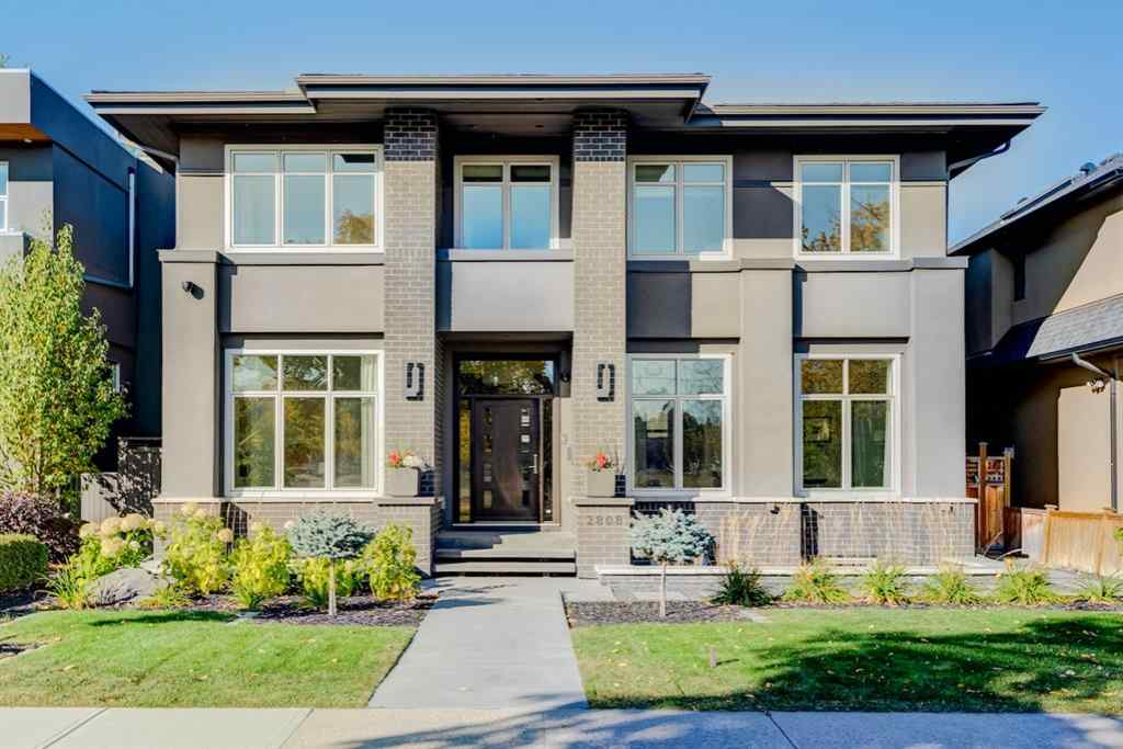 MLS® #A1039727 - 2808 6 Avenue NW in West Hillhurst Calgary, Residential Open Houses