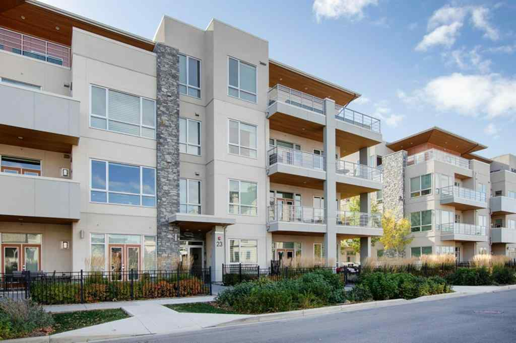 MLS® # A1039769 - Unit #302 23 Burma Star Road SW in Currie Barracks Calgary, Residential Open Houses