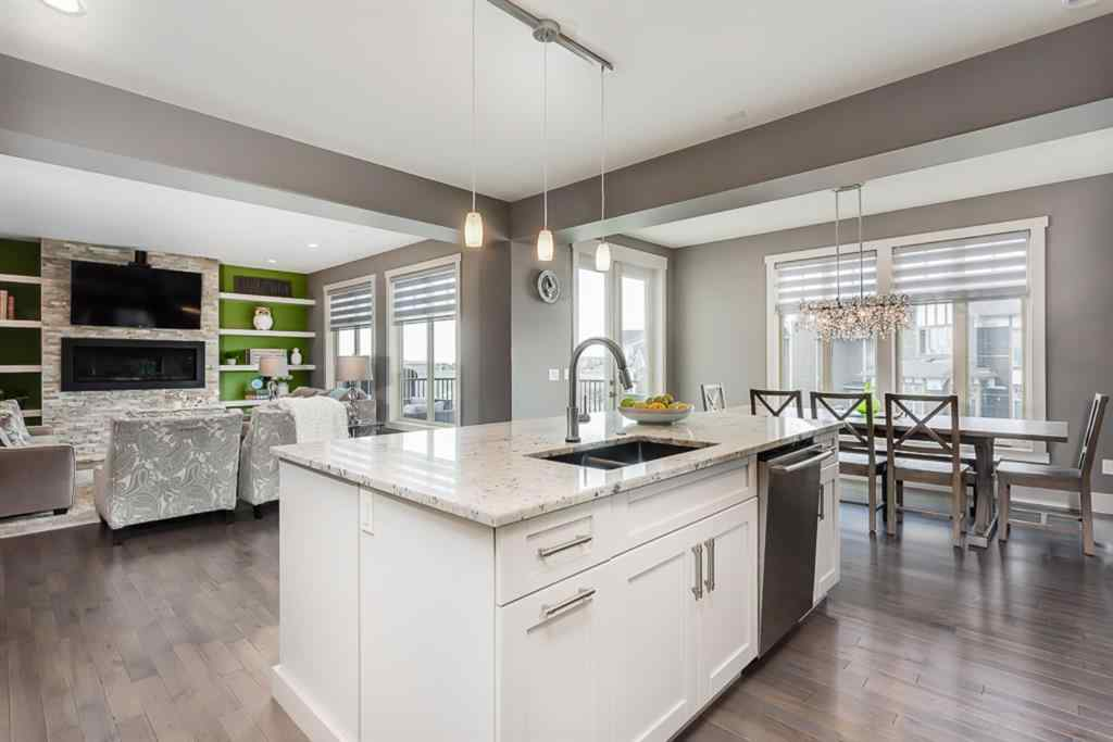 MLS® #A1039831 - 645 Coopers Crescent SW in Coopers Crossing Airdrie, Residential Open Houses
