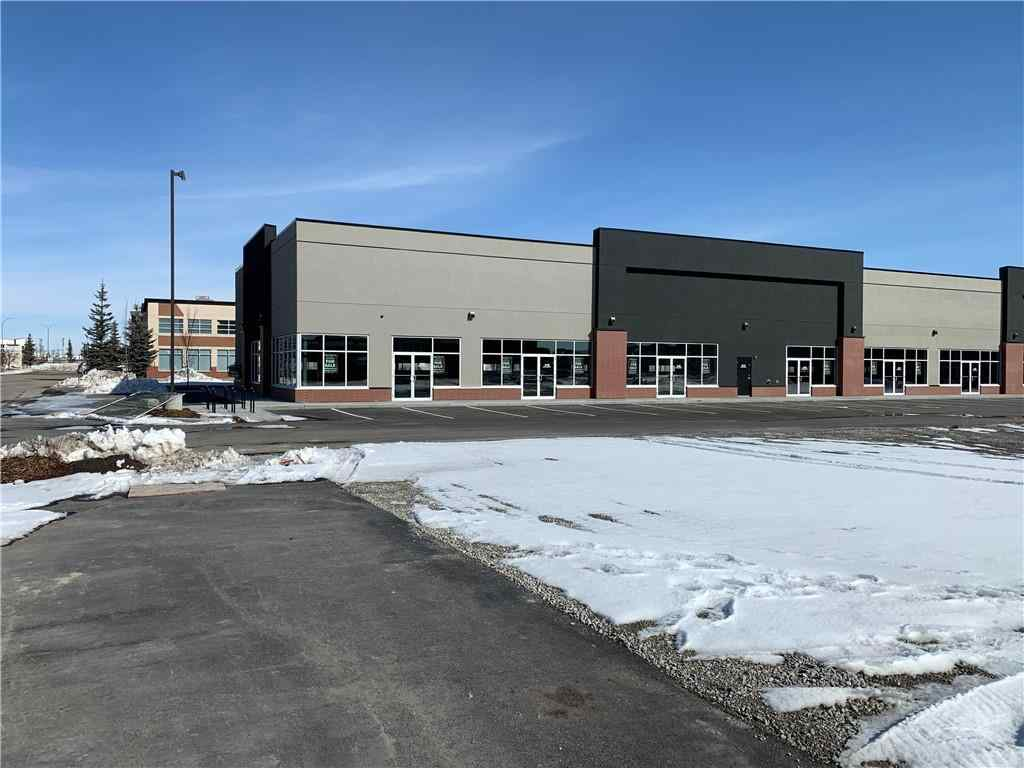 MLS® # A1039837 - Unit #3117 2920 Kingsview Boulevard SE in Kingsview Industrial Park Airdrie, Commercial Open Houses