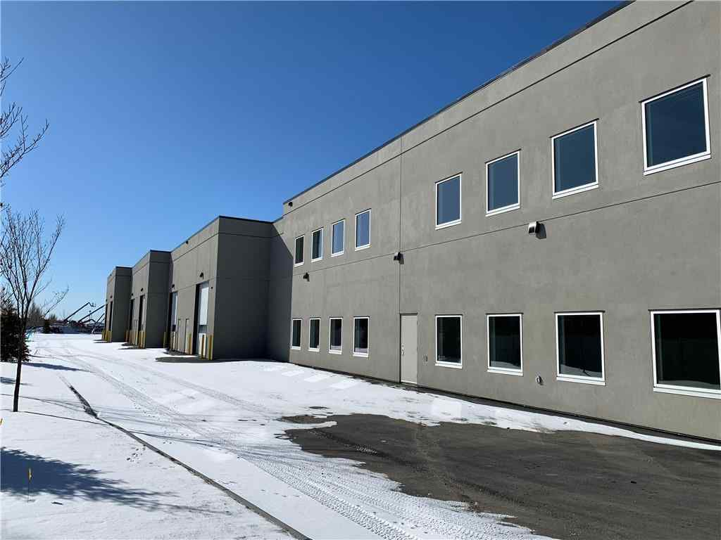 MLS® #A1039837 - Unit #3117 2920 Kingsview Boulevard SE in Kingsview Industrial Park Airdrie, Commercial Open Houses