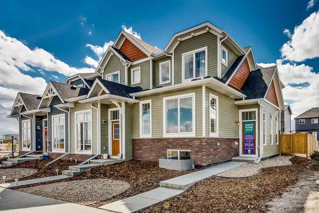 MLS® #A1039883 - 141 Chinook Gate Boulevard SW in Chinook Gate Airdrie, Residential Open Houses