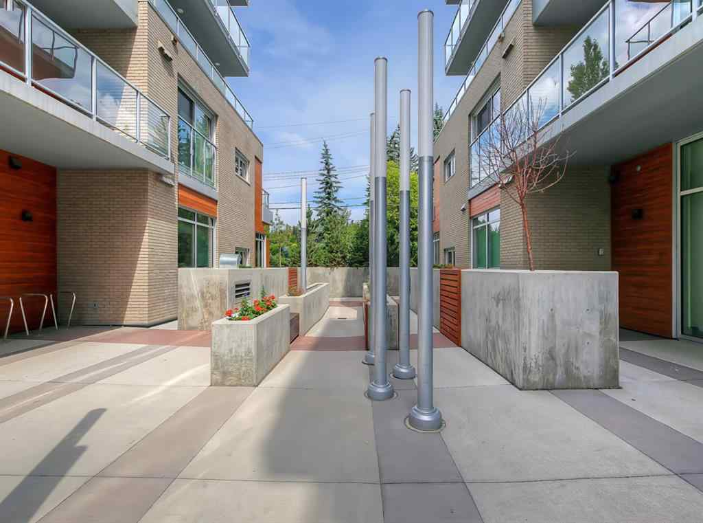 MLS® #A1039898 - Unit #1109 1234 5 Avenue NW in Hillhurst Calgary, Residential Open Houses