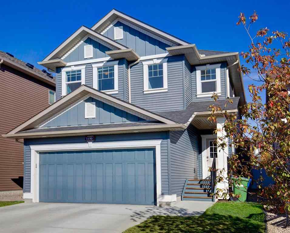 MLS® #A1039989 - 1150 Kings Heights  Way SE in Kings Heights Airdrie, Residential Open Houses
