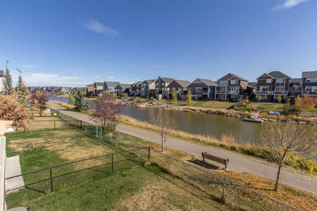 MLS® #A1040015 - 1826 Baywater Street SW in Bayside Airdrie, Residential Open Houses