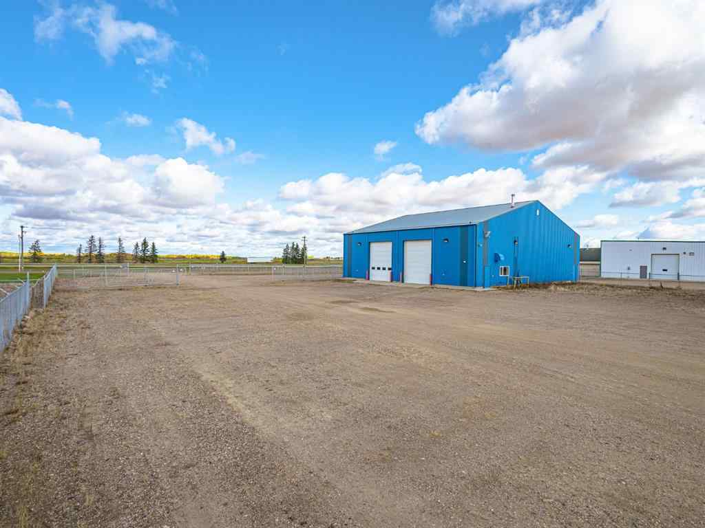 MLS® #A1040170 - 6A Kam's Industrial Park  in NONE Blackfoot, Commercial Open Houses