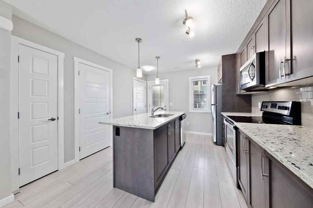 MLS® # A1040263 - Unit #1015 2400 Ravenswood View SE in Ravenswood Airdrie, Residential Open Houses