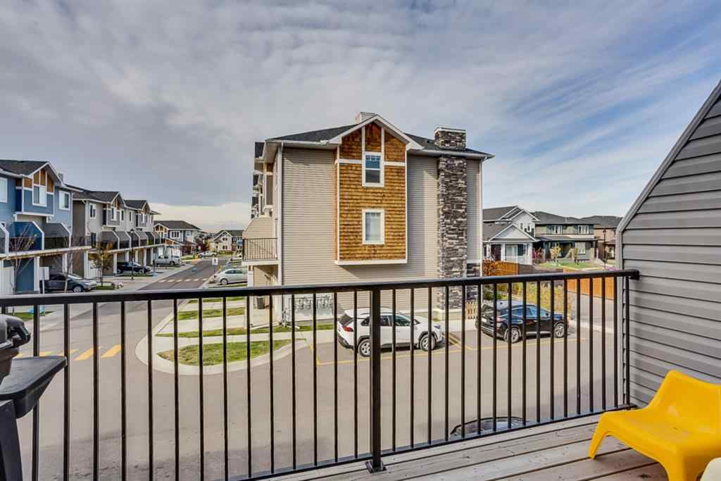 MLS® # A1041421 - Unit #122 2802 Kings Heights  Gate SE in Kings Heights Airdrie, Residential Open Houses