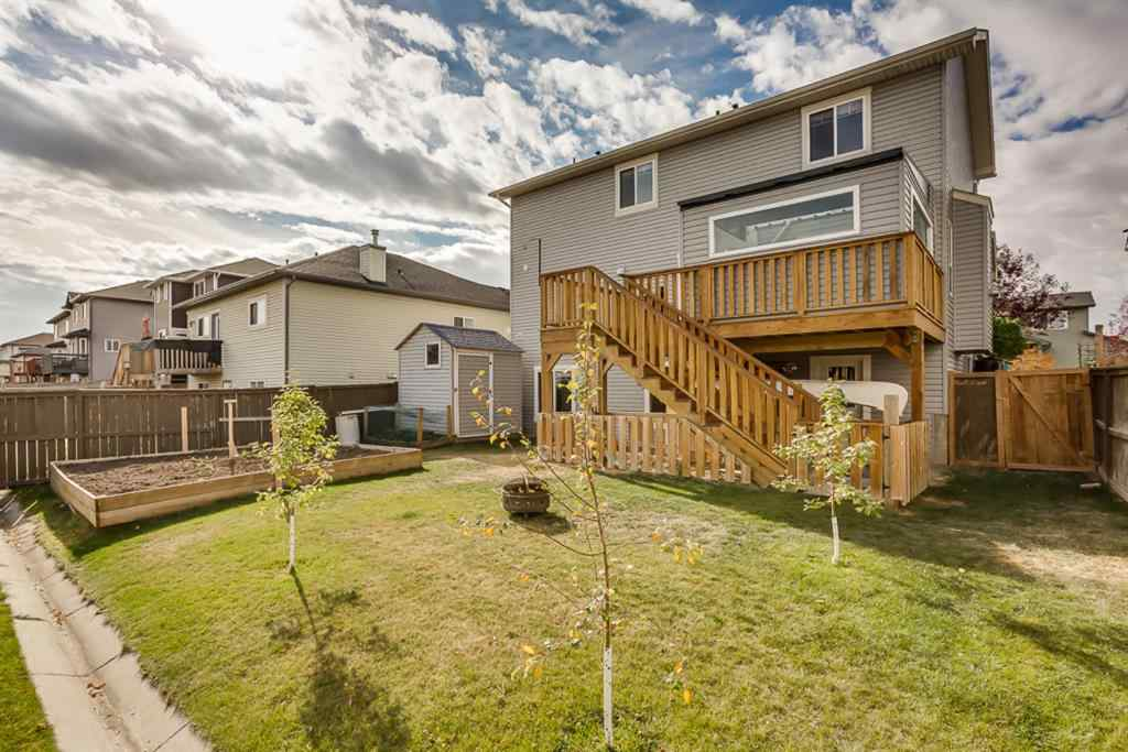 MLS® #A1041482 - 54 Canals  Circle SW in Canals Airdrie, Residential Open Houses