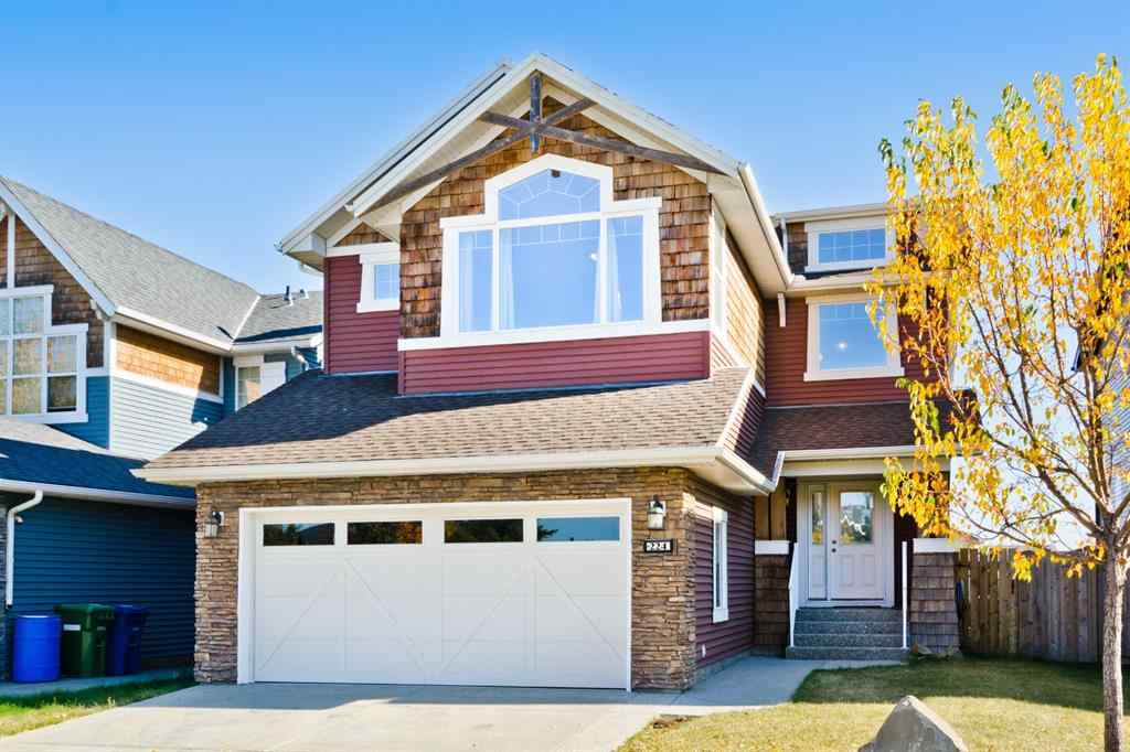 MLS® #A1041538 - 224 Coopers  Hill SW in Coopers Crossing Airdrie, Residential Open Houses