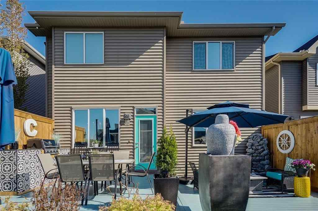 MLS® #A1041717 - 207 Cooperstown   SW in Coopers Crossing Airdrie, Residential Open Houses