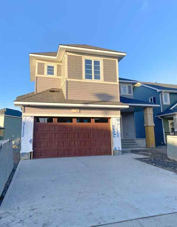 MLS® #A1042040 - 2201 Bayside  Road SW in Bayside Airdrie, Residential Open Houses