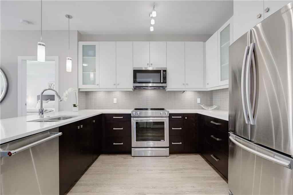 MLS® #A1042246 - Unit #312 1720 10 Street SW in Lower Mount Royal Calgary, Residential Open Houses