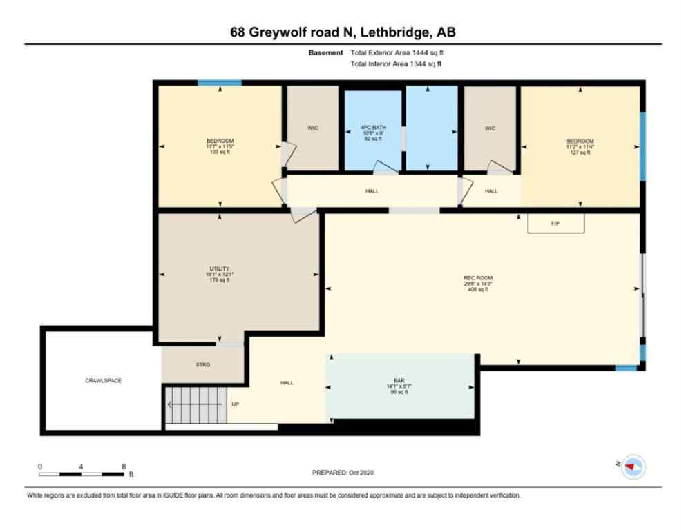 MLS® #A1042296 - 68 Greywolf Road N in Blackwolf 1 Lethbridge, Residential Open Houses