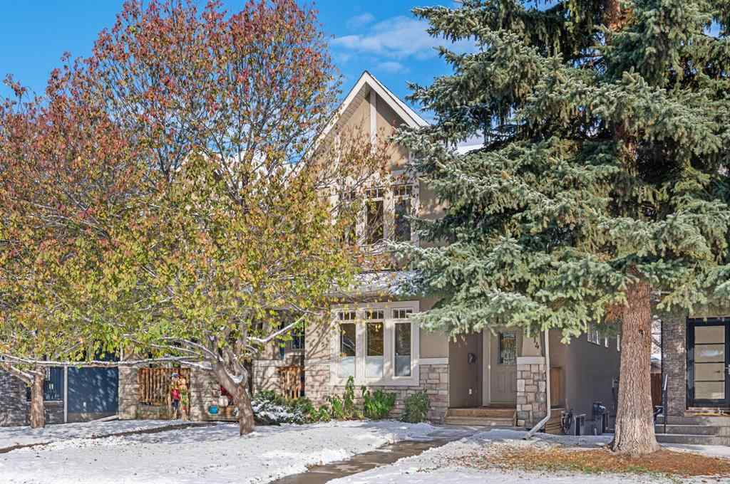 MLS® #A1042467 - 2214 Broadview Road NW in West Hillhurst Calgary, Residential Open Houses