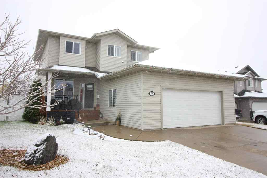 MLS® # A1042518 - 3203 64 Street   in Century Meadows Camrose, Residential Open Houses