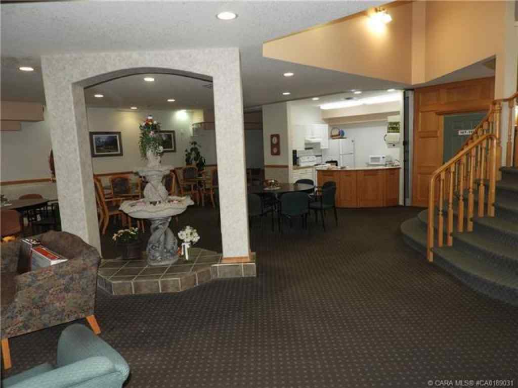 MLS® #A1042937 - Unit #317 4623 65 Street  in Westmount Camrose, Residential Open Houses