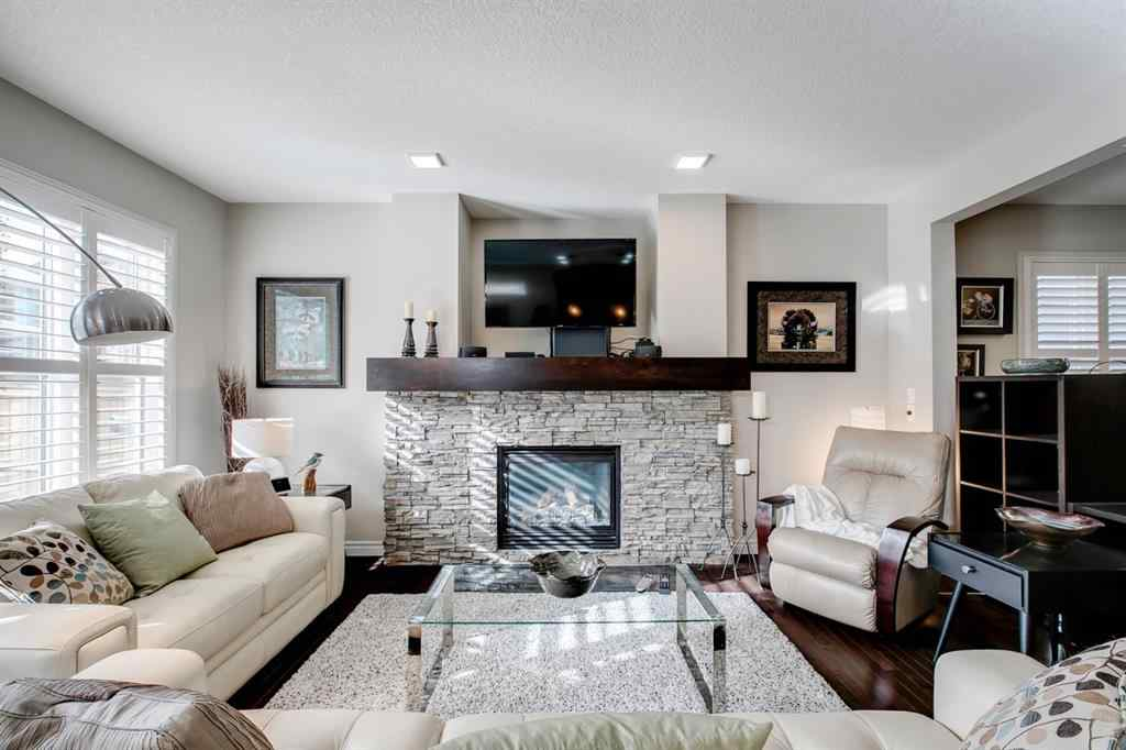 MLS® #A1043135 - 15 Cooperstown  Place SW in Coopers Crossing Airdrie, Residential Open Houses