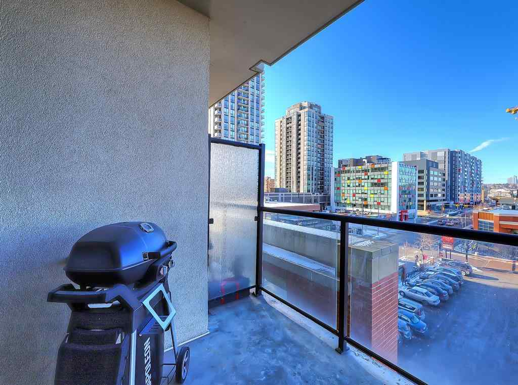 MLS® # A1043235 - Unit #413 1053 10 Street SW in Beltline Calgary, Residential Open Houses
