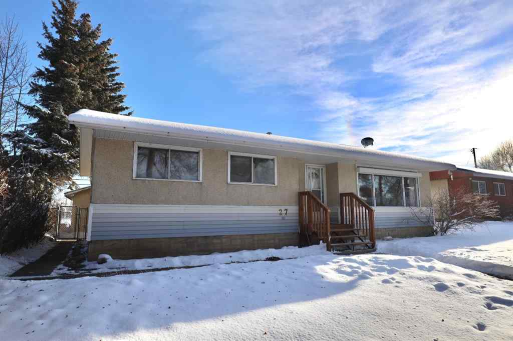 MLS® #A1043328 - 27 Montcalm Avenue  in Mount Pleasant Camrose, Residential Open Houses