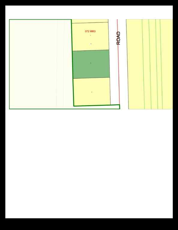 MLS® #A1043417 - lot 4 tower  Road  in Athabasca Town Athabasca, Land Open Houses
