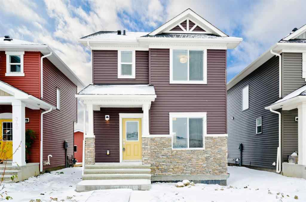 MLS® # A1043870 - 336 BAYVIEW Street SW in Bayview Airdrie, Residential Open Houses