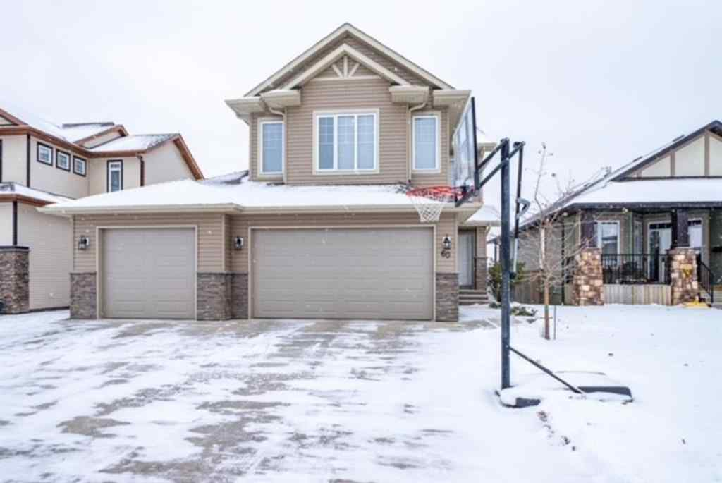 MLS® # A1044142 - 60 Cyprus Road  in Cottonwood Estates Blackfalds, Residential Open Houses