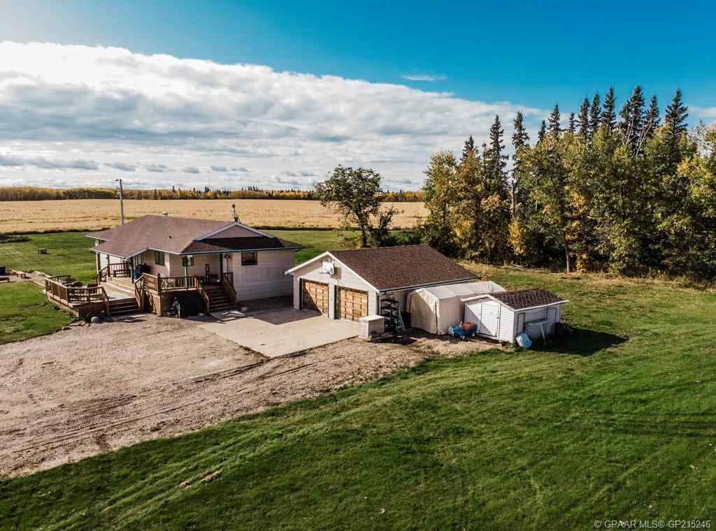 MLS® #A1044261 - 723048 Range Road 104   in N/A Beaverlodge, Residential Open Houses