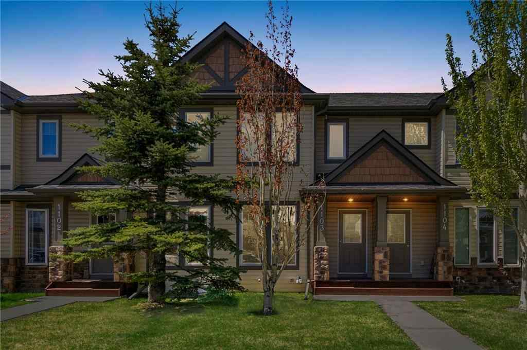MLS® #A1044518 - Unit #1103 2445 Kingsland Road SE in Kings Heights Airdrie, Residential Open Houses