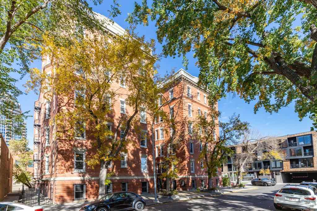 MLS® # A1044583 - Unit #304 804 18 Avenue SW in Lower Mount Royal Calgary, Residential Open Houses